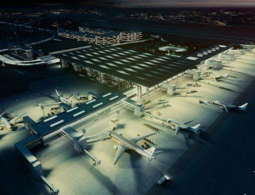 Pulkovo Airport – St Petersburg, Russia