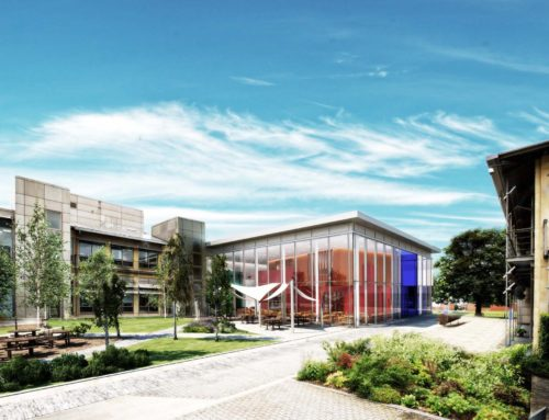 Shared Facilities Collaboration Hub, Wellcome Genome Campus, Hinxton, Cambridgeshire