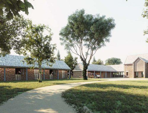 New Farm, Chatcombe Estate