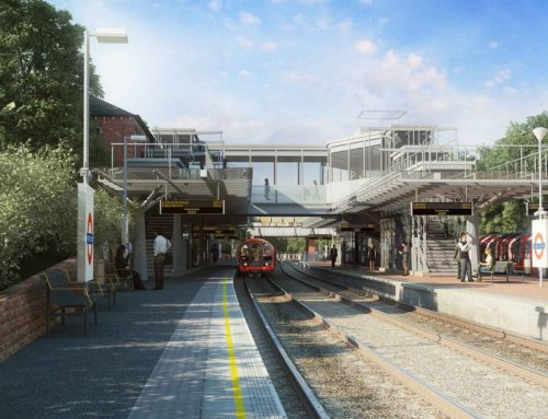 London Underground Ltd, North Acton Tube Station